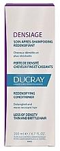Parfumuri și produse cosmetice Balsam revitalizant pentru păr - Ducray Densiage Redensifying Conditioner