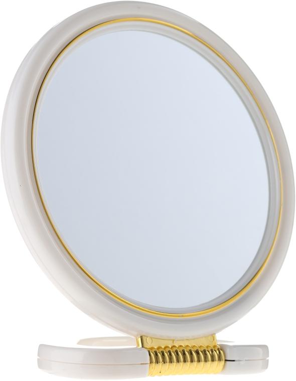Oglindă cosmetică, 5039, albă - Top Choice — Imagine N1