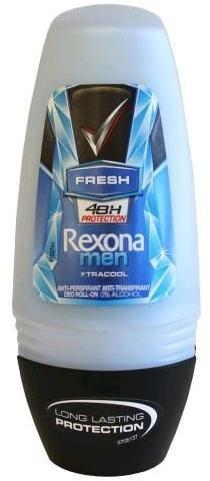 """Deodorant roll-on """"Prospețime glaciară"""" - Rexona Deodorant Roll — Imagine N1"""