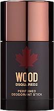Parfumuri și produse cosmetice Dsquared2 Wood Pour Homme - Deodorant-stick