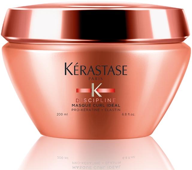 Mască pentru părul creț și neascultător - Kerastase Discipline Curl Ideal Masque — Imagine N3