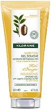 Parfumuri și produse cosmetice Gel de duș - Klorane Cupuacu Orange Blossom Honey Nourishing Shower Gel
