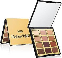 Parfumuri și produse cosmetice Paletă fard de ochi - Milani Eyeshadow Palette