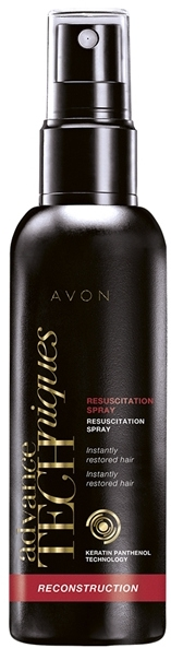 "Spray de păr ""Restaurare instantanee"" - Avon Advance Techniques Reconstruction Spray — Imagine N1"