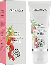 "Parfumuri și produse cosmetice Peeling facial ""Anti-îmbătrânire"" - Organique Anti-Ageing Therapy Goji Berry Face Peeling"