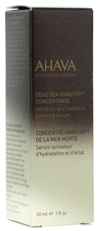 Ser Osmoter cu minerale - Dead Sea Osmoter Concentrate — Imagine N1
