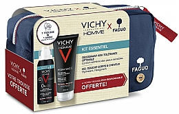 Set - Vichy Homme (sh/gel/200ml + deo/100ml + bag) — Imagine N1