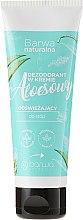 Deodorant pentru picioare - Barwa Natural Aloe Deodorant Cream — Imagine N1