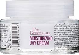 Parfumuri și produse cosmetice Cremă hidratantă - Dr. Derehsan Moisturizing Day Cream