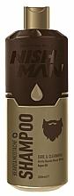 Parfumuri și produse cosmetice Șampon pentru barbă și mustață - Nishman Beard & Mustache Shampoo