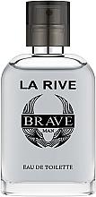 Parfumuri și produse cosmetice La Rive Brave Man - Apă de toaletă