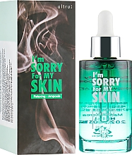Parfumuri și produse cosmetice Ser facial - Ultru I'm Sorry For My Skin Relaxing Ampoule