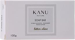 """Parfumuri și produse cosmetice Săpun """"Bitter Olive"""" pentru mâini și corp - Kanu Nature Soap Bar Bitter Olive"""