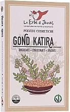 "Pudră de păr ""Tragacant"" - Le Erbe di Janas Gonda Katira (Tragacanth) — Imagine N1"