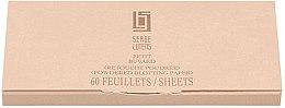 Parfumuri și produse cosmetice Șervețele matifiante pentru față - Serge Lutens Powdered Blotting Paper