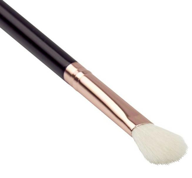 Pensulă pentru farduri de ochi № 214 - Donegal Eyeshadow Applying Make-up Brush Professional — Imagine N2