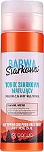Parfumuri și produse cosmetice Tonic antibacterian pentru față - Barwa Anti-Acne Sulfuric Skin Tonic