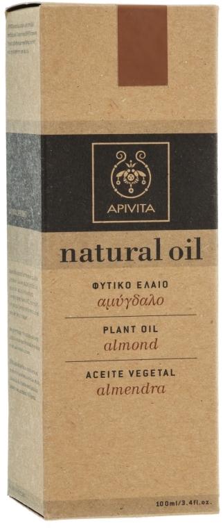 Ulei natural de migdale - Apivita Aromatherapy Organic Almond Oil — Imagine N2