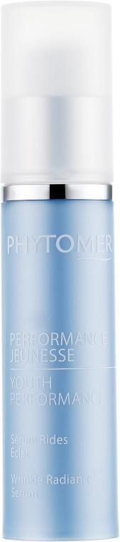 Ser antirid - Phytomer Youth Performance Wrinkle and Radiance Serum — Imagine N2