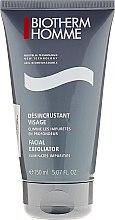 Scrub exfoliant pentru față - Biotherm Homme Facial Exfoliator — Imagine N1