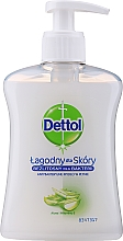 Parfumuri și produse cosmetice Săpun lichid antibacterian hidratant - Dettol