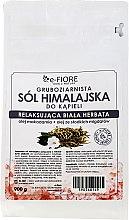 """Parfumuri și produse cosmetice Sare de baie din Himalaya """"Ceai alb"""" - E-Fiore White Tea Himalayan Salt"""