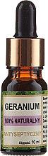 """Parfumuri și produse cosmetice Ulei esențial natural """"Geranium"""" - Biomika Geranium Essential Oil"""