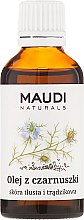 Parfumuri și produse cosmetice Ulei din chimen negru - Maudi