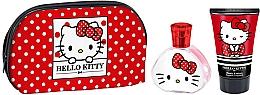 Parfumuri și produse cosmetice Koto Parfums Hello Kitty Baby - Set (edt/50ml + b/lot/50ml + pouch)