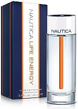 Parfumuri și produse cosmetice Nautica Life Energy - Apă de toaletă