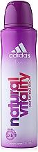 Parfumuri și produse cosmetice Adidas Natural Vitality - Deodorant