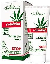 Parfumuri și produse cosmetice Cremă de corp - Cannaderm Robatko