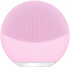 Parfumuri și produse cosmetice Perie de curățare și masaj pentru față - Foreo Luna Mini 3 Facial Cleansing Brush Pearl Pink