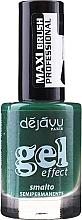 Parfumuri și produse cosmetice Lac de unghii, cu efect de gel - Dejavu Gel Effect Nail Polish