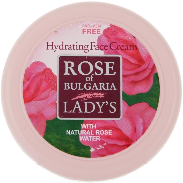 Cremă hidratantă de față - BioFresh Rose of Bulgaria Day Cream — Imagine N1