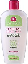 Parfumuri și produse cosmetice Loțiune tonică calmantă - Dermacol Sensitive Calming Toner