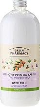"Parfumuri și produse cosmetice Lapte de baie ""Argan și Smochine"" - Green Pharmacy"