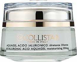 Parfumuri și produse cosmetice Aqua-gel cu acid hialuronic pentru față - Collistar Pure Actives Moisturizing Acid Aqua Gel (tester)