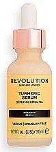 Parfumuri și produse cosmetice Ser facial - Revolution Skincare Turmeric Serum