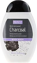 Parfumuri și produse cosmetice Gel de duș, cu carbon activat - Beauty Formulas Charcoal With Activated Body Wash