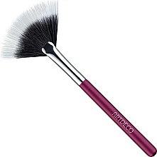 Parfumuri și produse cosmetice Pensulă pentru machiaj - Artdeco Fan Brush