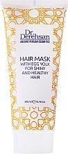 "Parfumuri și produse cosmetice Mască pentru păr strălucitor ""Gălbenuș de ou"" - Dr. Derehsan Hair Mask Egg Yolk"