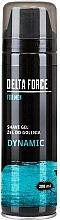 Parfumuri și produse cosmetice Gel de ras - Pharma CF Delta Force For Men Dynamic Shave Gel