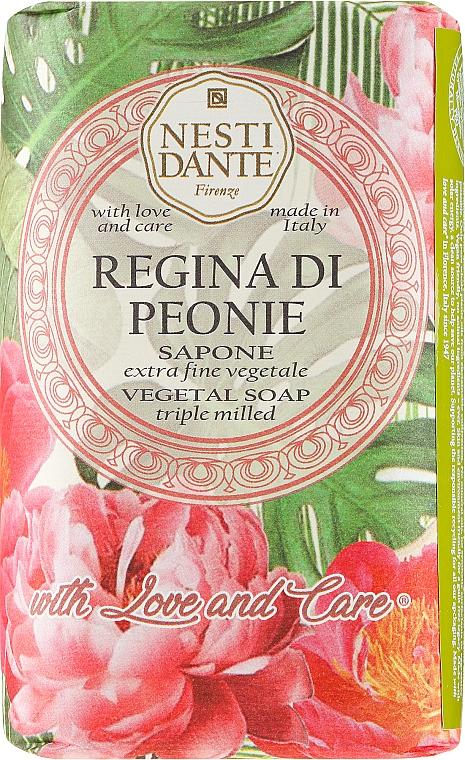 "Săpun ""Bujor regal"" - Nesti Dante"