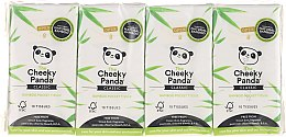 Parfumuri și produse cosmetice Batiste nazale din bambus 100% natural - The Cheeky Panda Classic Bamboo Pocket Tissue
