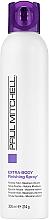 Parfumuri și produse cosmetice Spray pentru volum extra, fixare puternică - Paul Mitchell Extra-Body Finishing Spray