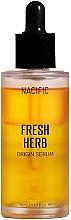 Parfumuri și produse cosmetice Ser revitalizant de față - Nacific Fresh Herb Origin Serum