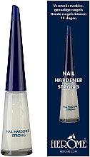 Parfumuri și produse cosmetice Îngrijire pentru unghii - Herome Nail Hardener Strong