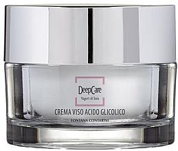 Parfumuri și produse cosmetice Cremă cu acid glicolic pentru față - Fontana Contarini Glycolic Acid Face Cream