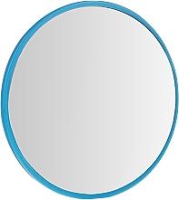 Parfumuri și produse cosmetice Oglindă cosmetică, 7 cm, albastră - Donegal